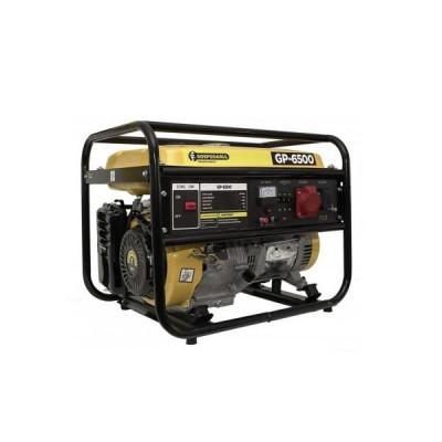 Generator curent electric GP6500 Trifazic Gospodarul Profesionist foto