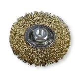 Perie circulara 14 mm, Alama, ondulat, M14