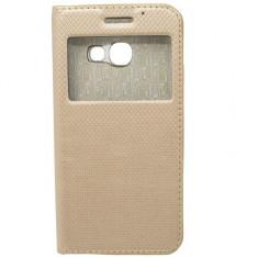 Flip Case magnet view Samsung Galaxy A3 (2017) rose gold