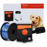 Sistem complet de gard invizibil pentru câini, gard radio electric