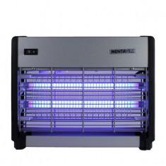 APARAT ELECTRIC ANTI-INSECTE 2X20W, TUB UV-A, PENTRU INTERIOR, 150 MP