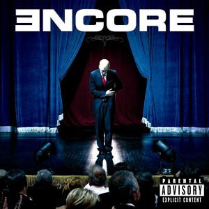 Eminem EncoreE explicit (cd)