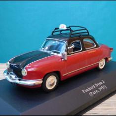 Macheta Panhard Dyna Z Taxi (1953) 1:43 IXO