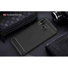 Husa Huawei P20 Lite TPU Gel Neagra