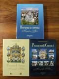 Protoieria I, II, III Capitala / Editura Basilica 2009, 2010, 2011 (albume)