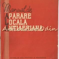 Manual De Aparare Locala Antiaeriana
