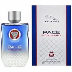 Jaguar Pace Accelerate Eau de Toilette pentru bărbați 100 ml, Apa de toaleta