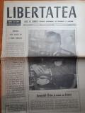 Ziarul libertatea 17 noiembrie 1990-art tudor arghezi,festivalul caragiale