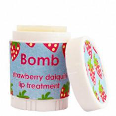 Balsam de buze tratament Strawberry Daiquiri Bomb Cosmetics, 4.5 g