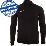 Bluza Nike Park pentru barbati - bluza trening - bluza originala, L, S, Cu fermoar, Poliester