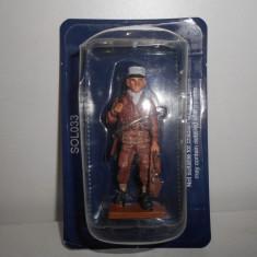 Figurina din plumb  - Colectia MAN AT WAR - Legionar Franta - 1942 1:32