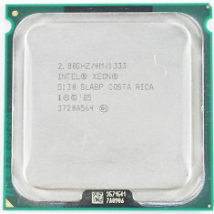 Procesor server Intel Xeon 5130 SLABP Dual Core 2Ghz SOCKET 771