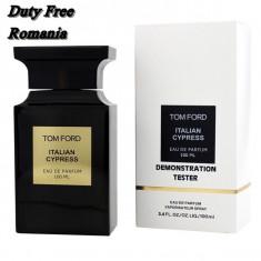 Parfum Original Tom Ford Italian Cypress Tester Unisex