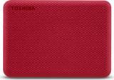 Hard disk extern Toshiba Canvio Advance 2020 4TB USB 3.2 2.5 inch Red