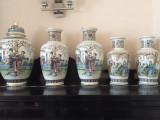 Vase asiatice ceramica glazurata