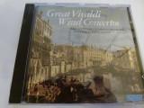 Vivaldi wind concertos -1883, CD