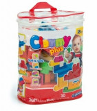 Clemmy Plus - Set 30 cuburi, Clementoni