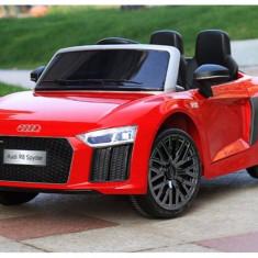 Masinuta electrica Audi R8, rosu