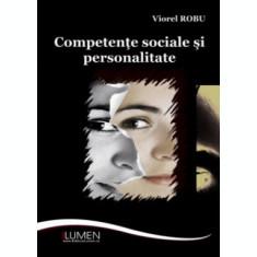 Competente sociale si personalitate - Viorel ROBU