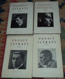 Panait Istrati - Opere Alese vol 1-4 (1966-1967, romana franceza)