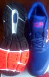 Adidasi New Balance M680 V5 Tech Ride 42.5EU -produs original- IN STOC, 42.5, Albastru