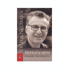 Victor Neumann, istoricul si opera