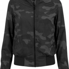 Ladies Light Bomber Jacket Camo
