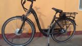 Bicicicleta electrica B-Twin Elops 900, 20, 7, 28, Haibike
