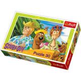 Puzzle Scooby Doo 30pcs Aventuri in Hawai