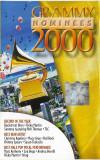 Caseta Grammy Nominees 2000, originala, Casete audio, ariola