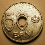 R.016 ROMANIA 50 BANI 1921, Aluminiu