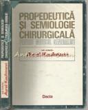 Propedeutica Si Semiologie Chirurgicala Pentru Medicul Generalist