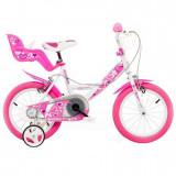 Cumpara ieftin Bicicleta copii 14 inch Dino Bikes 146 RN