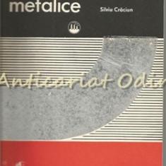 Cositorirea La Cald A Materialelor Metalice - Silviu Craciun - Tiraj: 3070 Ex.