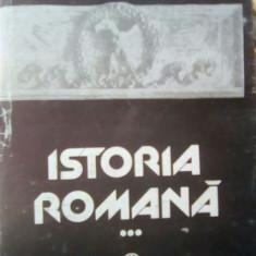 Istoria romana – Theodor Mommset