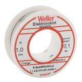 Cumpara ieftin Sarma de lipit EL 60 40-100 Weller WELT0054004599, O1 mm, 100 gr