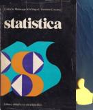 Statistica Costache Moineagu Ion Negura Veniamin Urseanu
