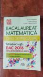 MATEMATICA BACALAUREAT GHID DE PREGATIRE M TEHNOLOGIC MURESAN RESIGA