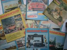 Reviste  Autoturism  tot anul-1992 foto