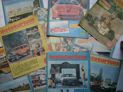 Revista Autoturism nr.1-1989 foto