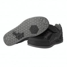 Pantofi Ciclism O Neal Sender Flat Negru Gri 42