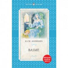 Basme - Hans Christian Andersen, ed 2019