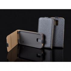 Husa Flip Flexi Nokia Lumia 730 Gri Bulk
