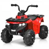 Cumpara ieftin Mini ATV electric Panda BB3201 25W STANDARD Rosu