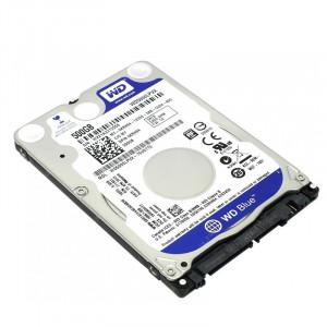 Hard Disk Laptop 500GB WD Blue WD5000LPVX, SATA-III, 5400RPM, Cache 8MB