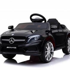 Masinuta electrica Mercedes GLA 45 2x30W STANDARD Negru