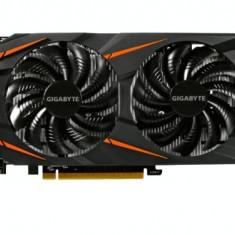 Placa video gaming GIGABYTE GeForce GTX 1060 Windforce OC 6GB GDDR5 192-bit, PCI Express, 6 GB, nVidia