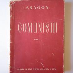 Comunistii vol. I - Aragon, an 1951