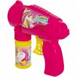 Pistol pentru Baloane de Sapun Unicorn