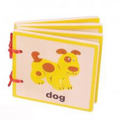 Carticica pentru bebelusi - animalute de companie PlayLearn Toys